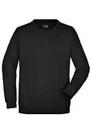 Round-Sweat Heavy black